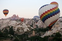 Cappadocia visitors up 21 pct in first half 2019