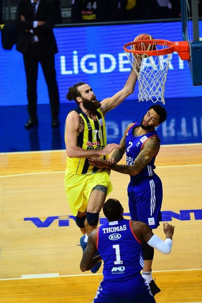 Anadolu Efes will take on Fenerbahu00e7e today in Euroleagueu2019s 28th week match.