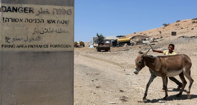Donkey sales by Israeli army stir Palestinian outrage