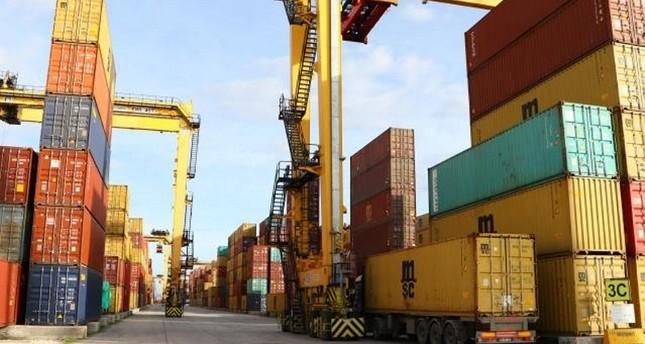 الصادرات التركية في فبراير تسجل رقماً قياسياً جديداً