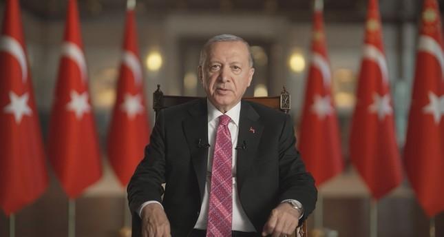 أردوغان يتعهد بعدم التخلي عن اللاجئين السوريين