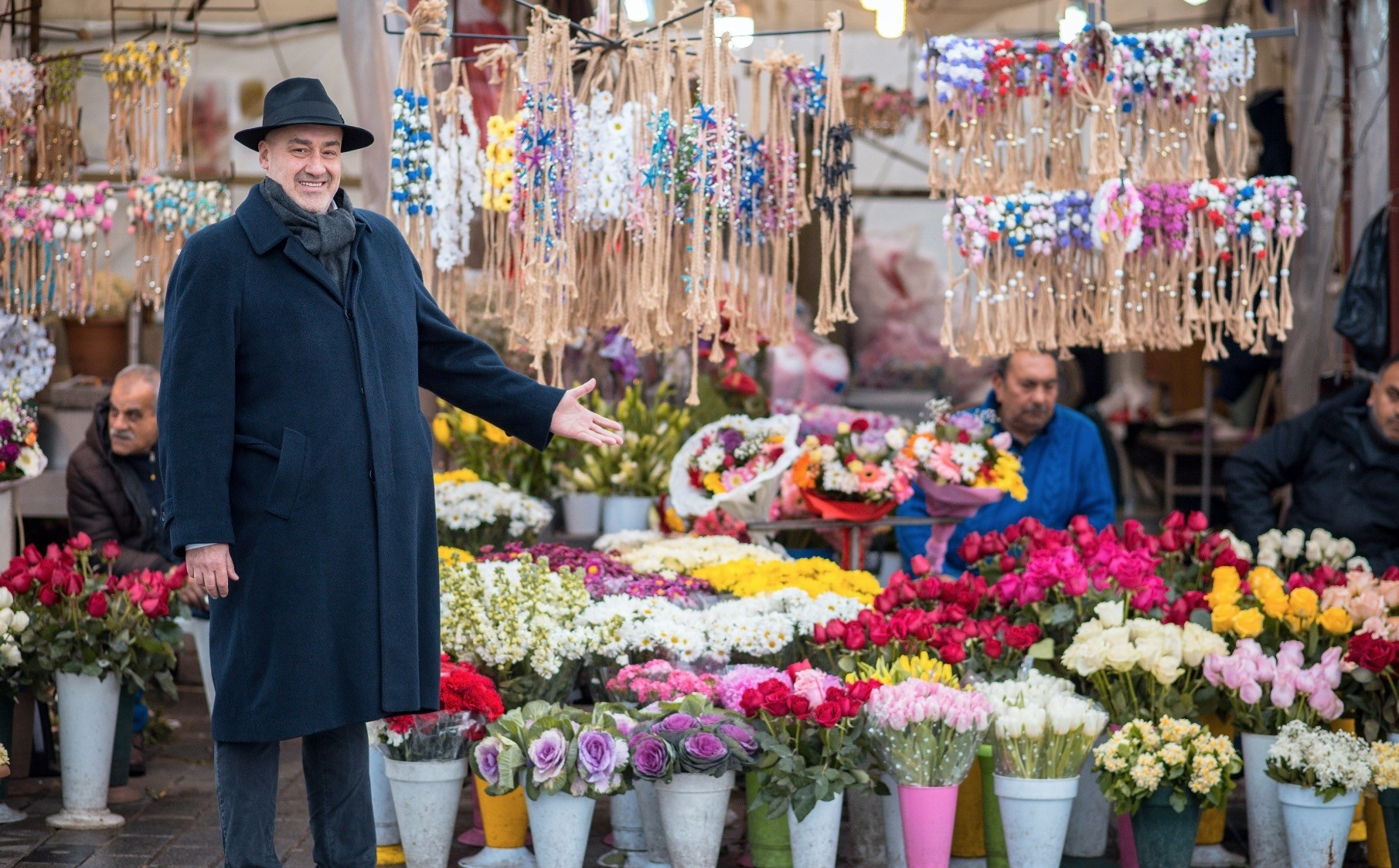 Perfumer Vedat Ozan says that it is difficult to define a city with a single fragrance.
