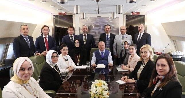 Road map to resolve Libya crisis determined, Erdoğan says