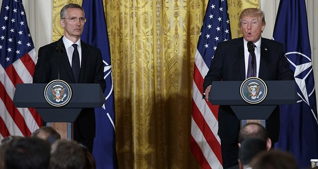 ترامب: حان الوقت لإنهاء الحرب الوحشية في سوريا وعودة اللاجئين إلى بلادهم
