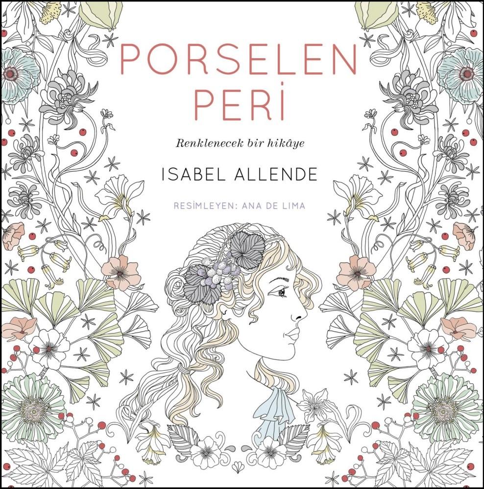 Ana de Lima was the illustrator of Isabel Allende's ,Porcelain Fairy.,