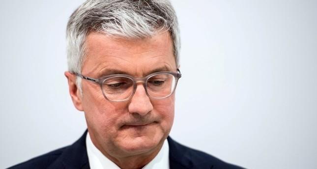 Abgasskandal: Audi-Chef Stadler vorübergehend festgenommen