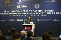 Turkey, Romania sign trade protocol to improve economic cooperation, Trade Minister Pekcan says