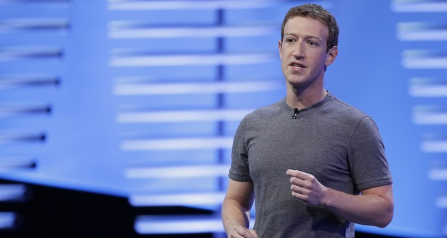In this April 12, 2016, file photo, Facebook CEO Mark Zuckerberg speaks during the keynote address at the F8 Facebook Developer Conference in San Francisco. (AP Photo)