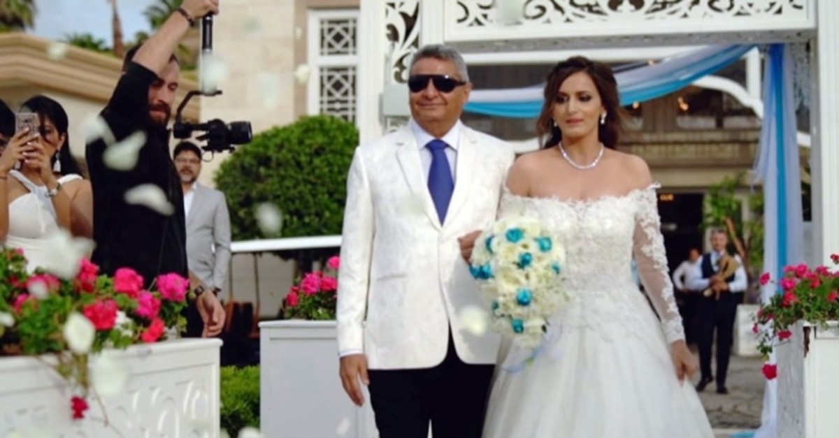 Some $2 million is reported to have been spent on the luxury wedding that took place on May 10-13 in the Aegean resort town of Bodrum.