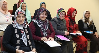 Women gain literacy thanks to Erdoğan and wife