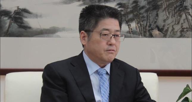 مساعد وزير الخارجية الصيني لي يوجينغ