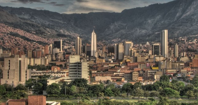 "Medellin, which was the headquarters of Pablo Escobar's drug operations, has been attracting tourists with the rising popularity of the TV series ""Narcos."""