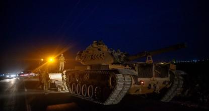 ВС Турции вскоре перейдут границу Сирии