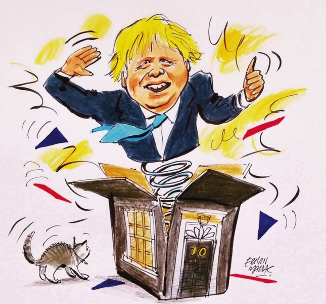 Has bashing Boris and Brexit replaced bashing Turkey?