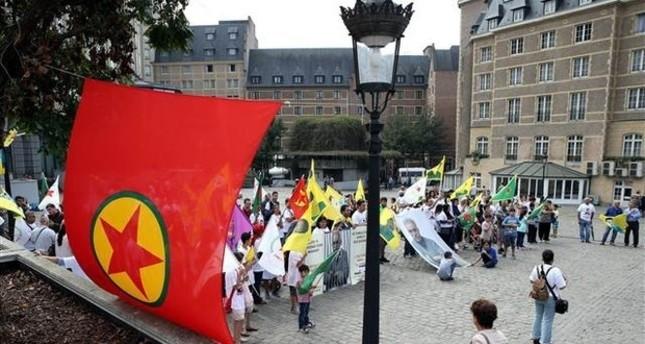 Belgien erlaubt PKK-Feier zum ersten Anschlag auf die Türkei