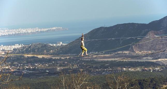 Spirit in the sky: Turkish Highline Carnival