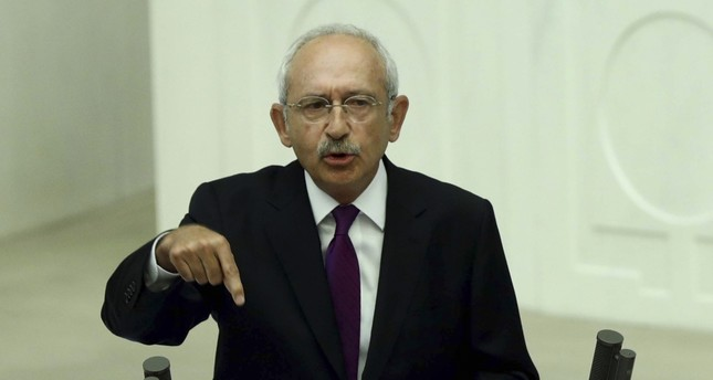 Earlier this month, Kılıçdaroğlu completed his protest march, which was launched after CHP Istanbul Deputy Enis Berberoğlu was sentenced to 25 years in prison for leaking secret documents belonging to Turkish intelligence.
