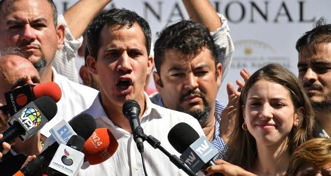 الأمن الفنزويلي يفرج عن رئيس البرلمان والحكومة تنفي مسؤوليتها عن اعتقاله