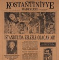 'Kostantıniyye' newspaper goes digital
