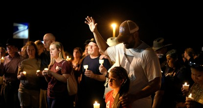 pOn Nov. 5, there was a mass shooting at the First Baptists Church in the small town of Sutherland Springs in Texas, in which the perpetrator, identified as Devin Patrick Kelley, dressed in black...