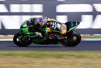 Turkish motorcyclist Kenan Sofuoğlu came in first place after the ninth leg of the 2016 World Supersport Championship in Germany on Sunday.