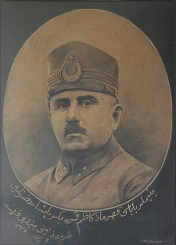 Kazım Karabekir was a soldier who served in many fronts during the early 1900s.
