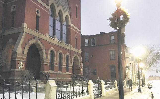 Albanian nationalism revisited: Fan S. Noli Library in Boston