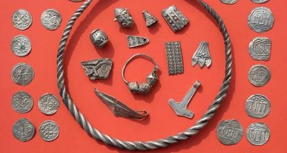 Boy, 13, unearths legendary Danish king Bluetooth's treasure