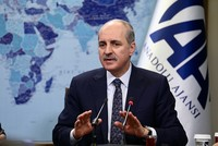 Turkey will not join a campaign to liberate Raqqa from Daesh terrorists if it involves the PKK's Syrian offshoot the Democratic Union Party (PYD), Deputy Prime Minister Numan Kurtulmuş said.