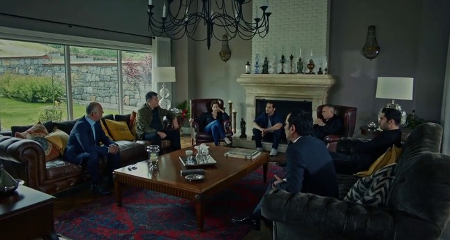 Turkish TV series broadcast in 156 countries blessing for furniture