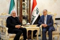 جولة مساعد وزير الخارجية الإيراني سبقتها جولة لوزير الخارجية ظريف شملت باكستان والعراق (الأناضول)