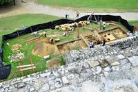 Ancient canal system discovered beneath Mayan temple