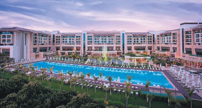 Antalya shines as tourism hub