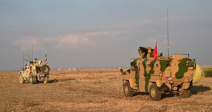 Alliance with YPG tactical, temporary: US official