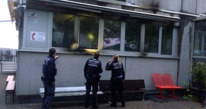 Five suspects hurled Molotov cocktails at a mosque in Germany's Weil am Rhein late Thursday in the latest attack to target a Turkish Islamic place of worship in the European country. Authorities...