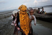 Myanmar panel denies genocide charges against Rohingya Muslims