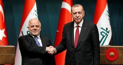 أردوغان يؤكد أن أمن العراق من أمن تركيا ومصير البلدين واحد