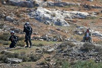 Israeli troops, settlers open fire in West Bank school