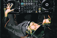 Turkish DJ reaching out to take on the world