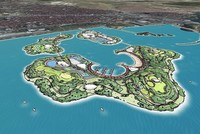 Istanbul Metropolitan Municipality (IBB) will construct three artificial islands bearing the theme of water sports in Marmara Sea, near the coast of Pendik district.
