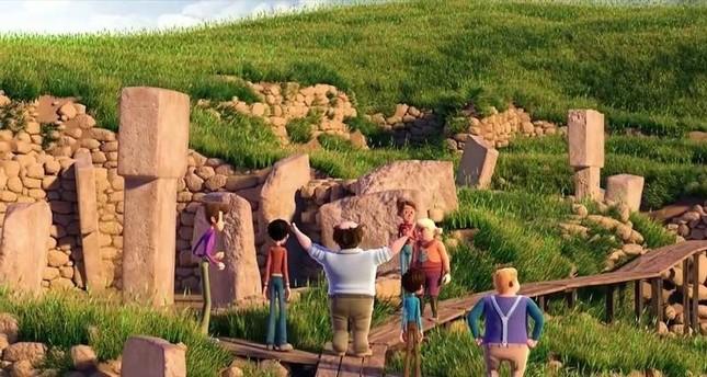 'Rafadan Tayfa 2: Göbeklitepe' breaks local, foreign animation record