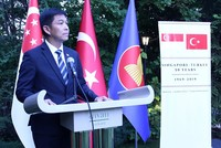 Singapore's Speaker of Parliament: Ties with Turkey stronger with free trade deals