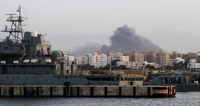 Turkey calls for nationwide ceasefire in Libya