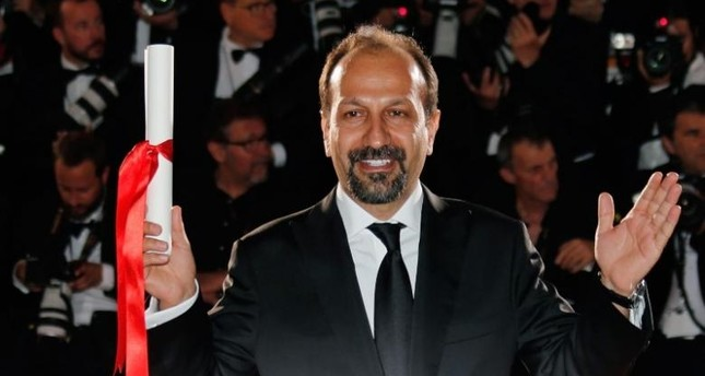 Farhadi protests Trump's travel ban, turns premier of 'The Salesman' into spectacle
