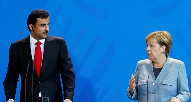 قطر تعتزم استثمار 10 مليارات يورو في ألمانيا
