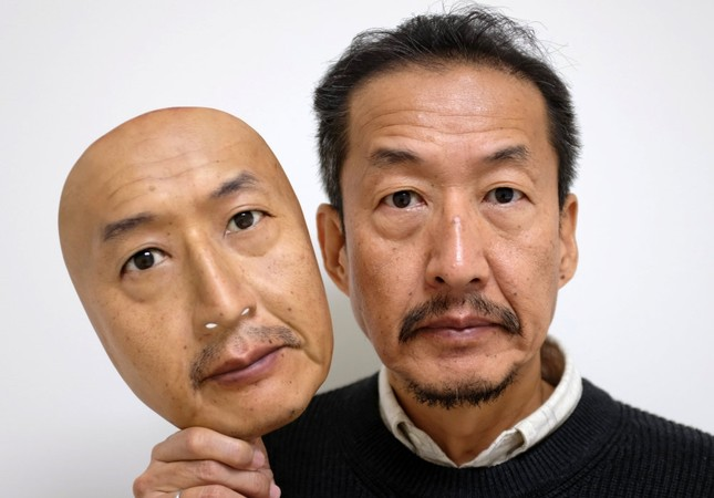 High demand for realistic masks made in Japan
