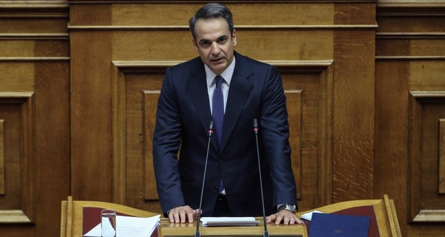 Greece's new PM calls for 'brave steps' to boost Turkey ties