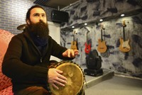 Curious musician travels around the world to discover music cultures
