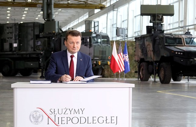 Poland Signs 4 75 Billion Deal To Acquire Us Made Patriot