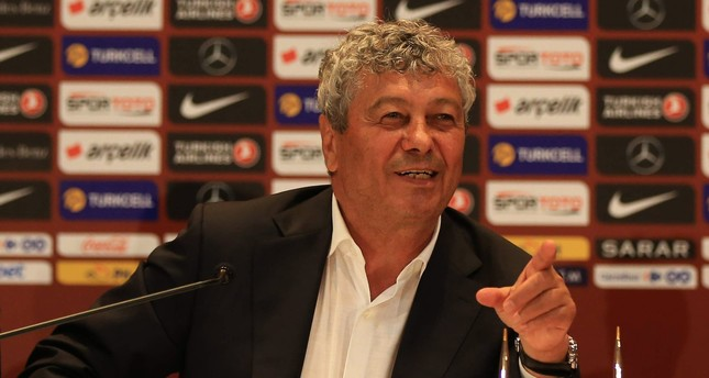 Lucescu gets right down to business as new Turkey coach